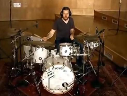 Benny Greb架子鼓演奏视频
