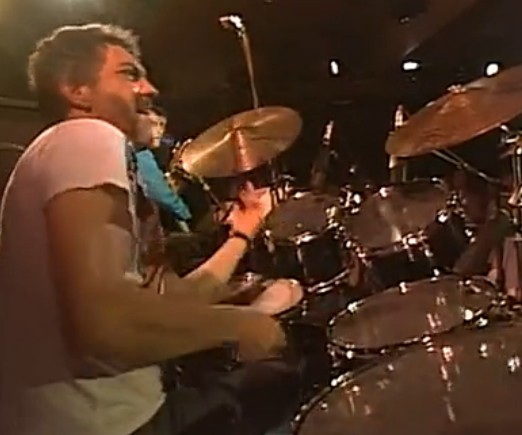 架子鼓大师Steve Gadd-The Gadd Gang Live (1988)演奏会