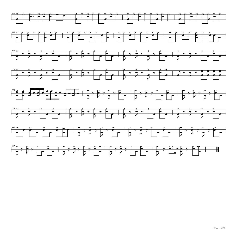 奔跑架子鼓谱pdf清晰版打包下载地址:   羽泉歌曲奔跑在线试听   奔跑